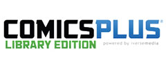 Comics Plus Logo
