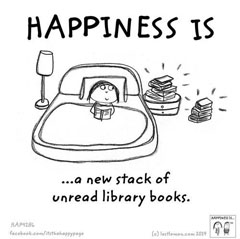 Library humour image