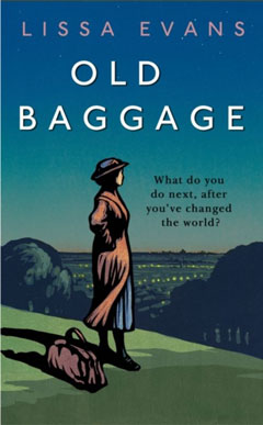 Book cover for Old Baggage