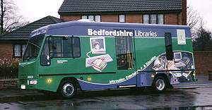 Photo of the Mobile Library