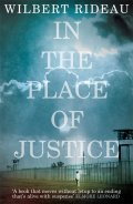 Book Jacket for In the Place of Justice
