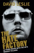 Book Jacket for The Hate Factory
