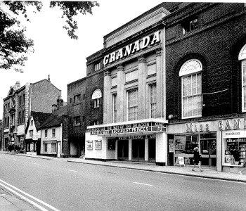 Granada Cinema, Bedford, 1974. BLARS Ref. PL/PH/7/33